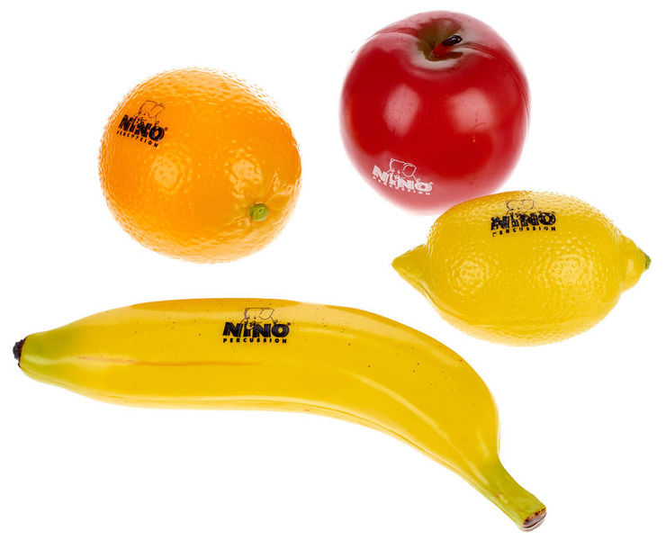 Nino Botany Shaker Set Fruits