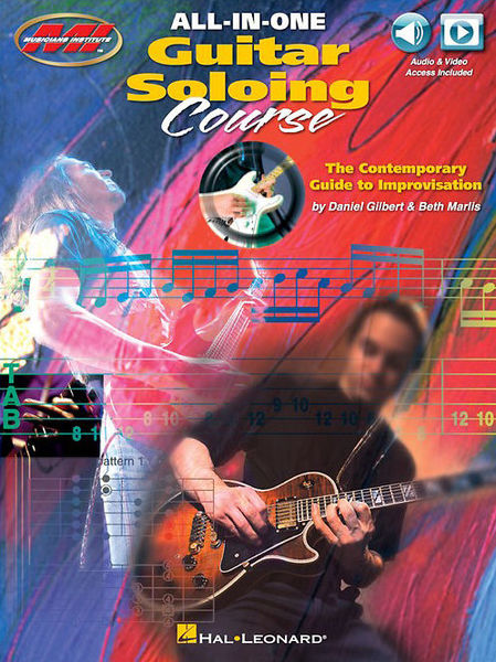 Musicians Institute Press All-In-One Guitar Soloing