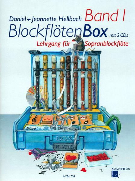 Acanthus Music BlockflötenBox 1