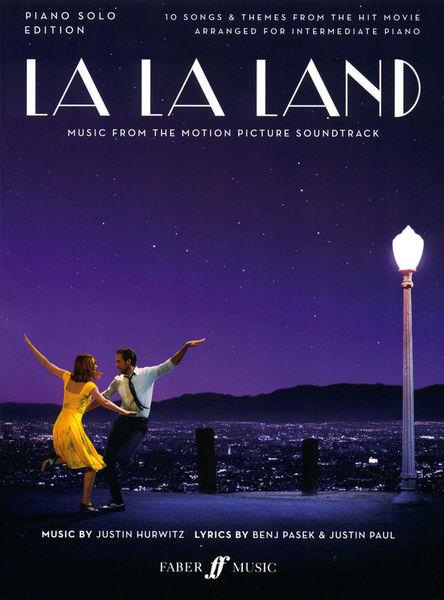 Faber Music La La Land Piano Solo