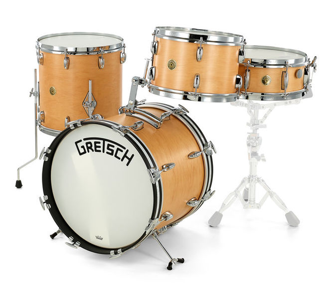 Gretsch Drums Broadkaster VB Jazz Satin