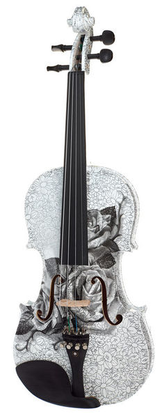 Thomann Black Rose Violin Set 4/4