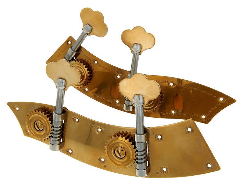 Roth & Junius Tyrolean Bass Machines 4/4G