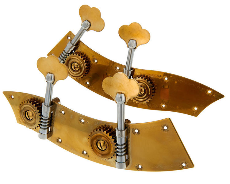 Roth & Junius Tyrolean Bass Machines 3/4G