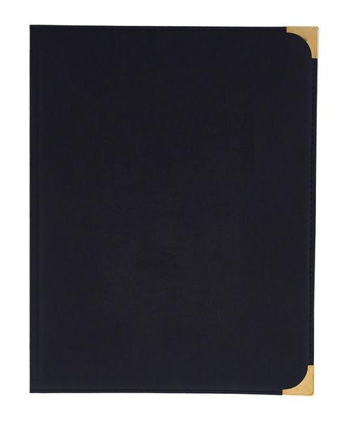 Rolf Handschuch Music Folder Classic Black