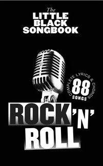 Wise Publications Little Black Book: Rock'n'Roll