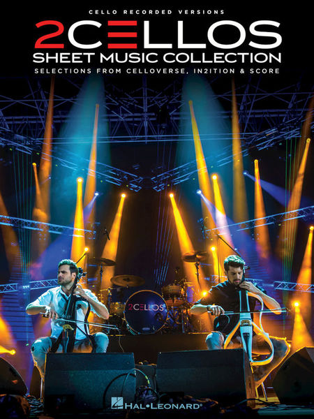 Hal Leonard 2 Cellos Sheet Music Collectio
