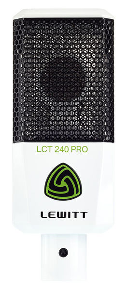 Lewitt LCT 240 PRO WH Bundle
