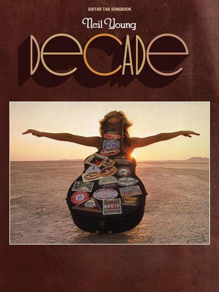 Hal Leonard Neil Young: Decade