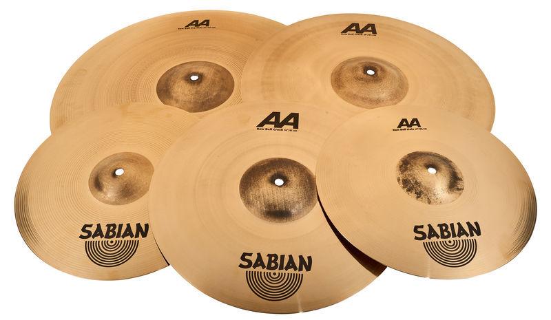 Sabian AA Raw Bell Promo Pack