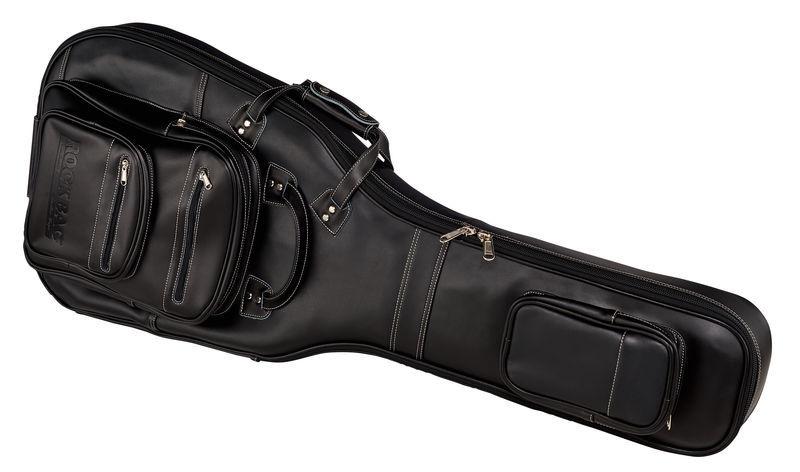 Rockbag Leather Bag Hollow Body