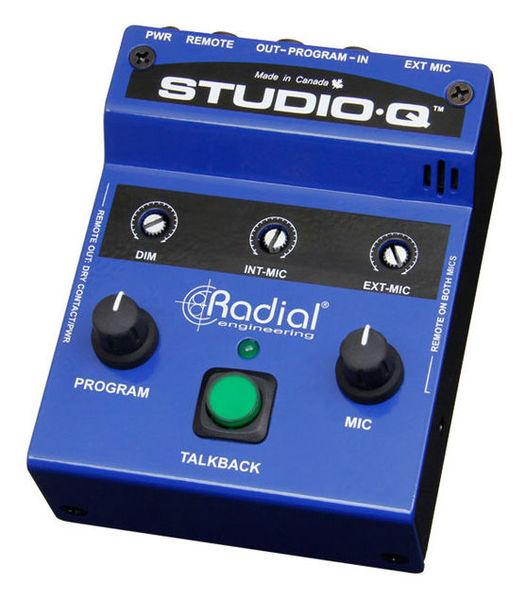 Radial Engineering Studio-Q