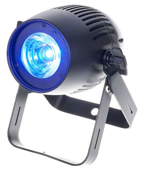 Cameo Q-Spot 40 RGBW Black