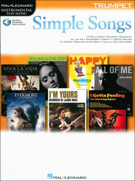 Hal Leonard Simple Songs Trumpet
