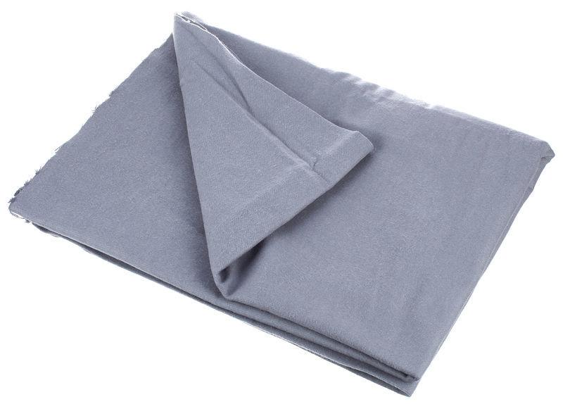 Stairville Curtain 300g/m² Dark Grey