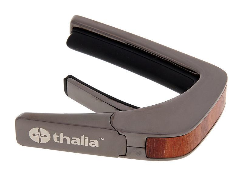 Thalia Capo Hawaiian Koa Black Chrome