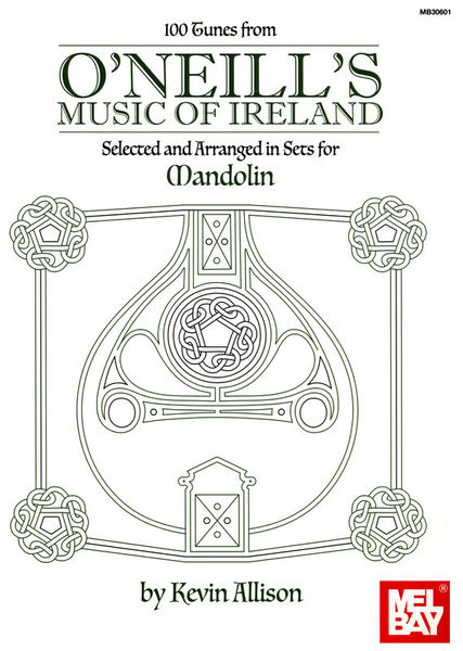 Mel Bay O'Neill's Music of Ireland
