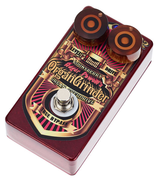 Lounsberry Pedals OGO-1 Organ Grinder