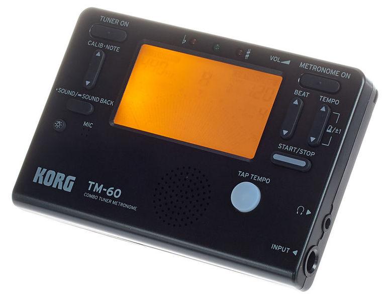 Korg TM-60 Black