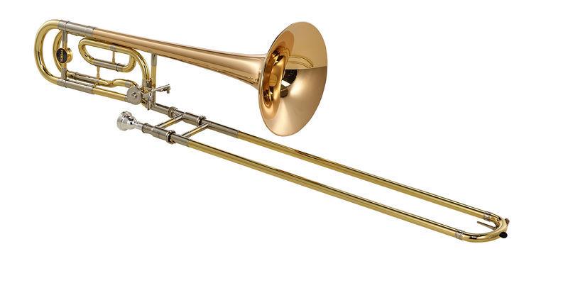 Yamaha YSL-882 G 02 Trombone