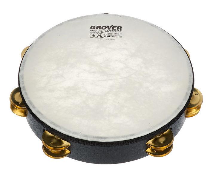 Grover Pro Percussion SX-BR Tambourine