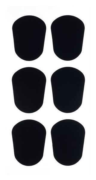 Thomann Mouthpiece Cushion Black 0,4