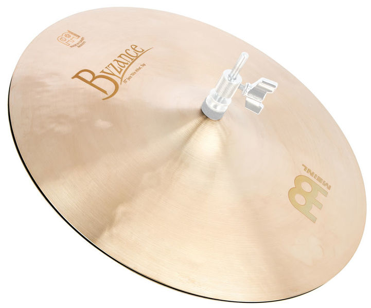 "Meinl 15"" Byzance Jazz Hi-Hat Thin"