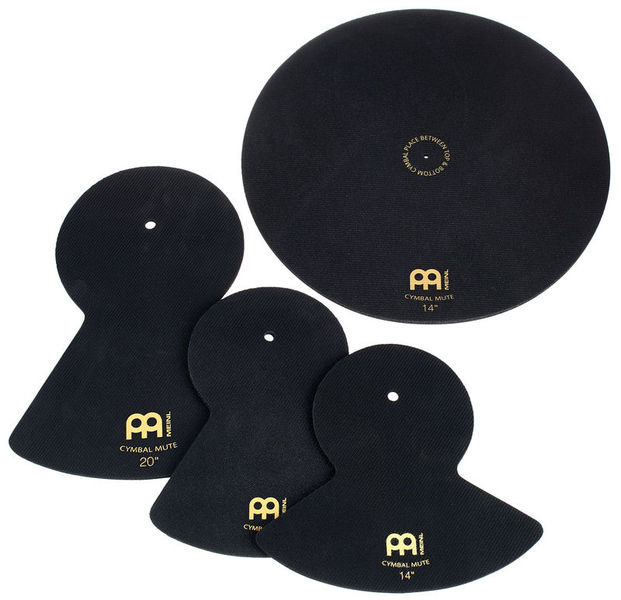 Meinl Cymbal Mute Set 3pc.