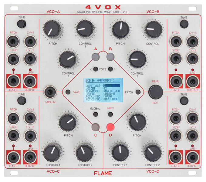 Flame 4 VOX