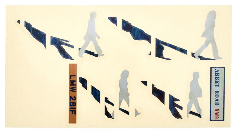 Jockomo Fret Mark-Abbey Road