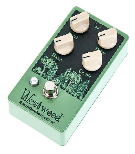 EarthQuaker Devices Westwood Overdrive