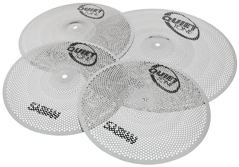 Sabian Quiet Tone Cymbal Set QTPC502