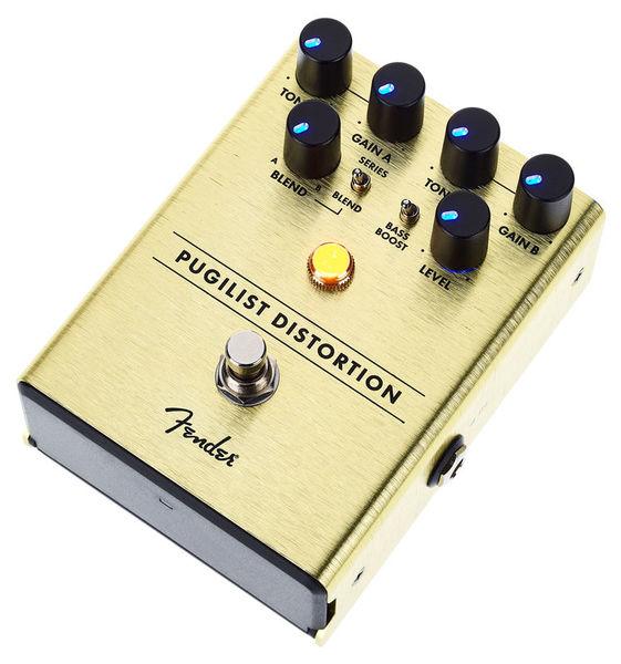 Fender Pugilist Distortion Pedal