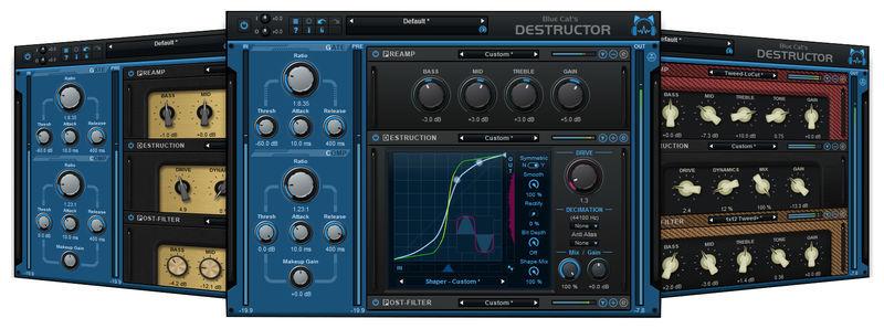 Blue Cat Audio Blue Cat's Destructor