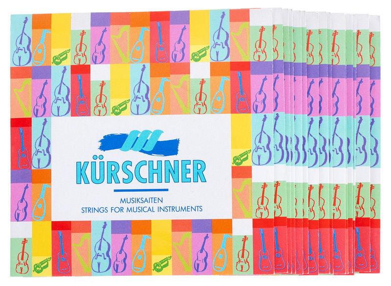 Kürschner Renaissance Lute Strings 8C