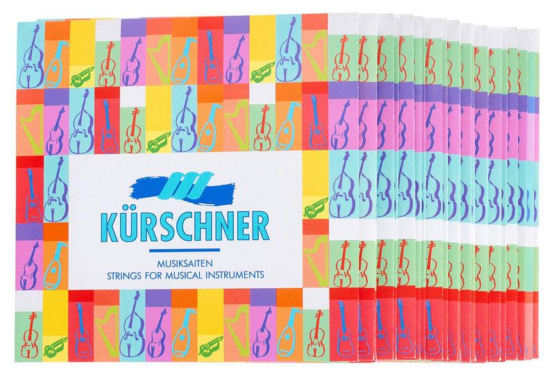 Kürschner Baroque Lute Strings 13C