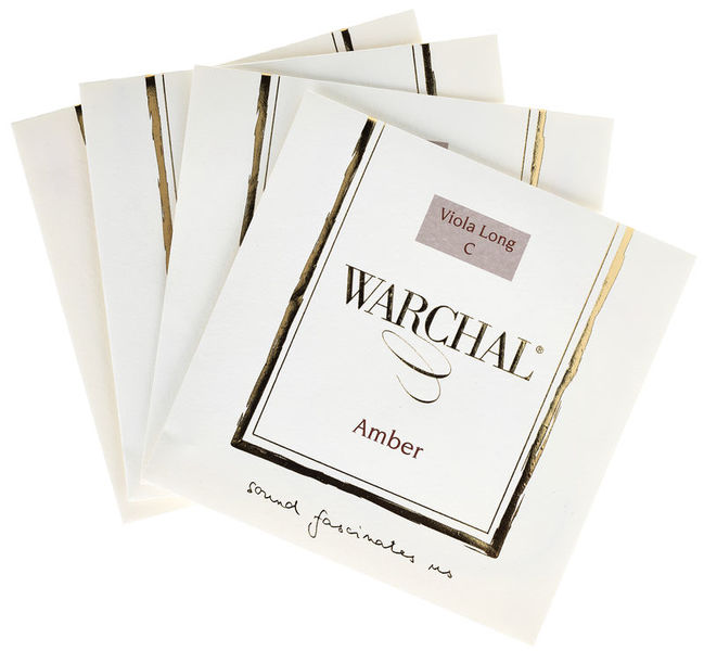Warchal Amber Viola Metal L BE