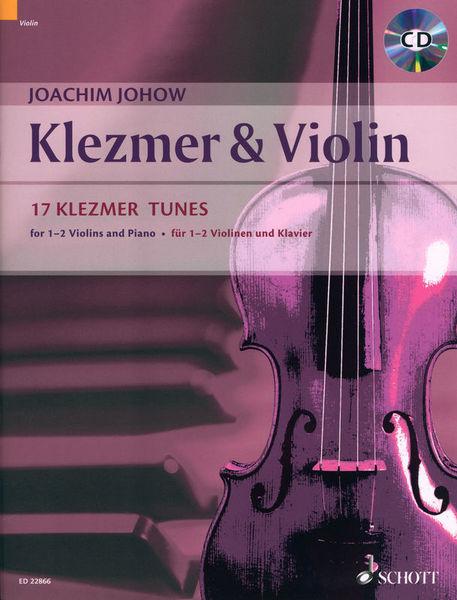 Schott Klezmer & Violin