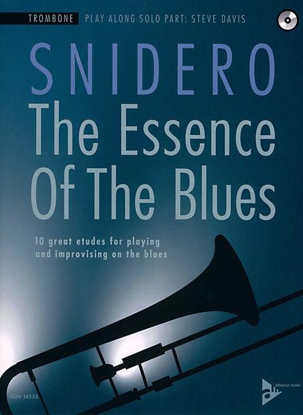 Advance Music Essence Of Blues Trombone