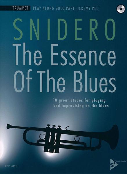 Advance Music Essence Of Blues Trumpet
