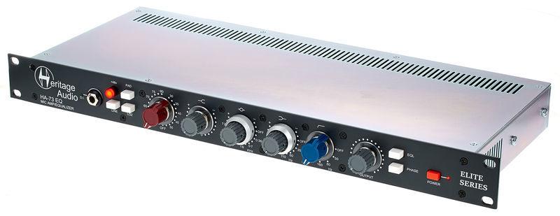 Heritage Audio HA-73 EQ Elite