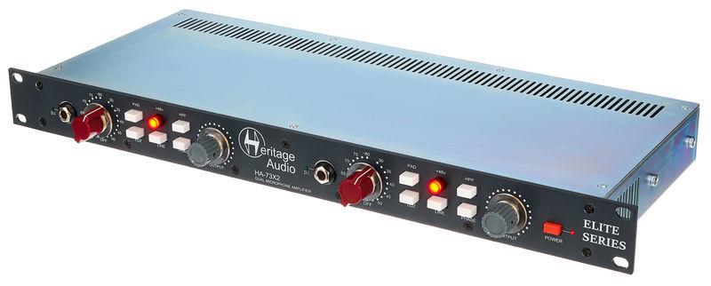 Heritage Audio HA-73 X2 Elite