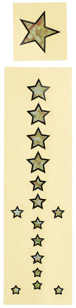 Jockomo Stars Sticker