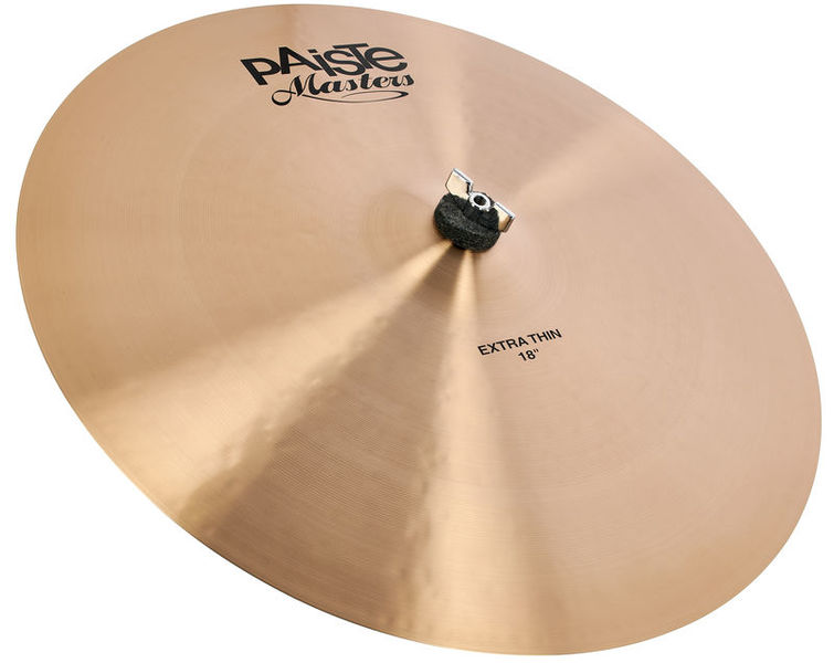 "Paiste 18"" Masters Extra Thin Crash"