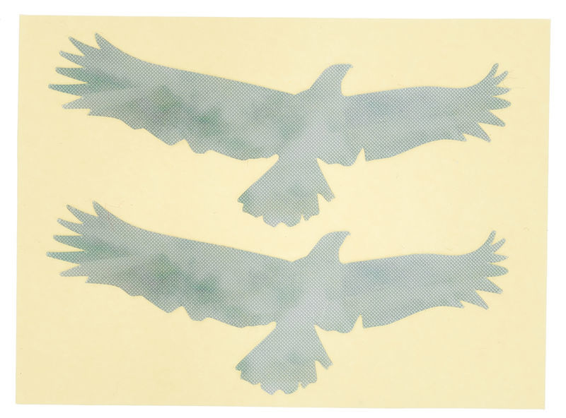 Jockomo Eagle Pick Holder Sticker