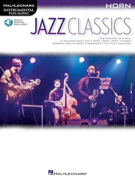 Hal Leonard Jazz Classics Horn