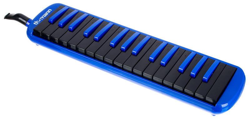 Thomann 32 Pro Melodica Blue