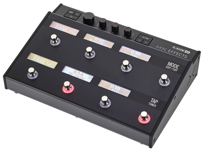 Line6 Helix HX Effects