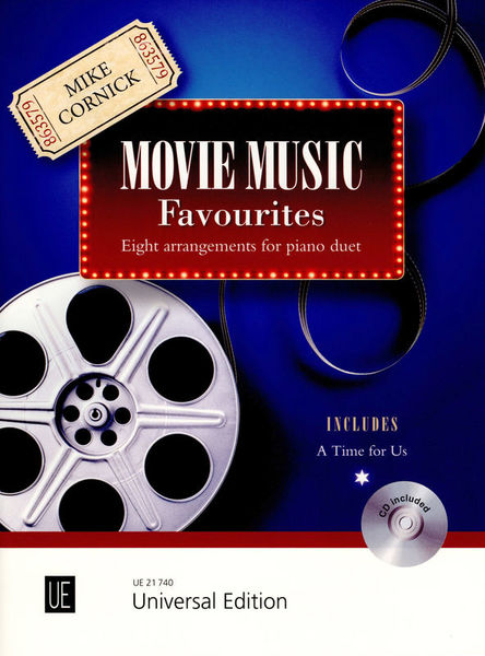 Universal Edition Movie Music Favourites