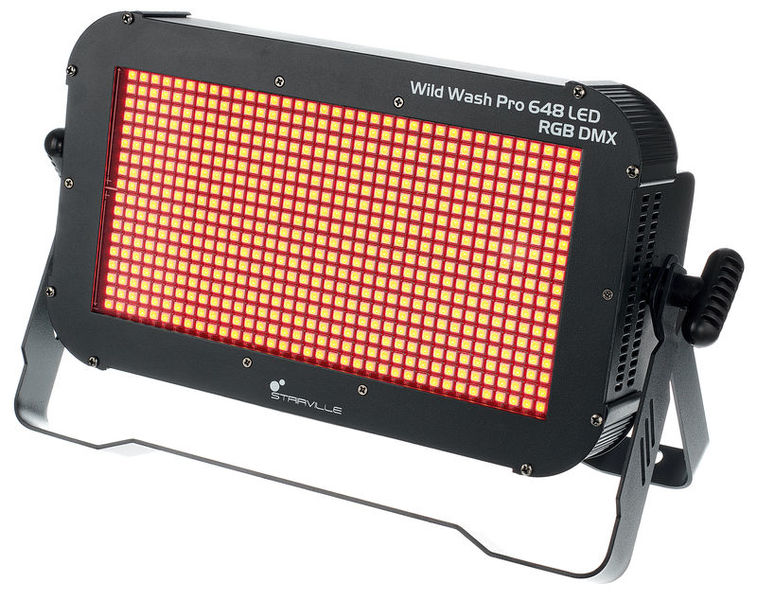 Stairville Wild Wash Pro 648 LED RGB